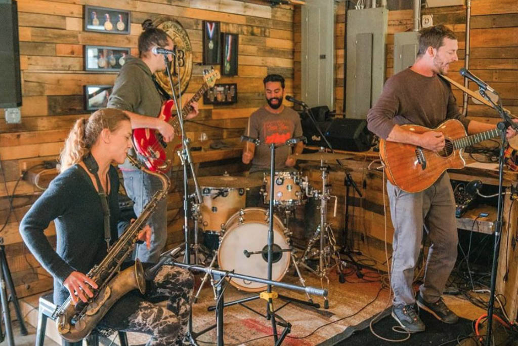Appalachian Mountain Brewery events