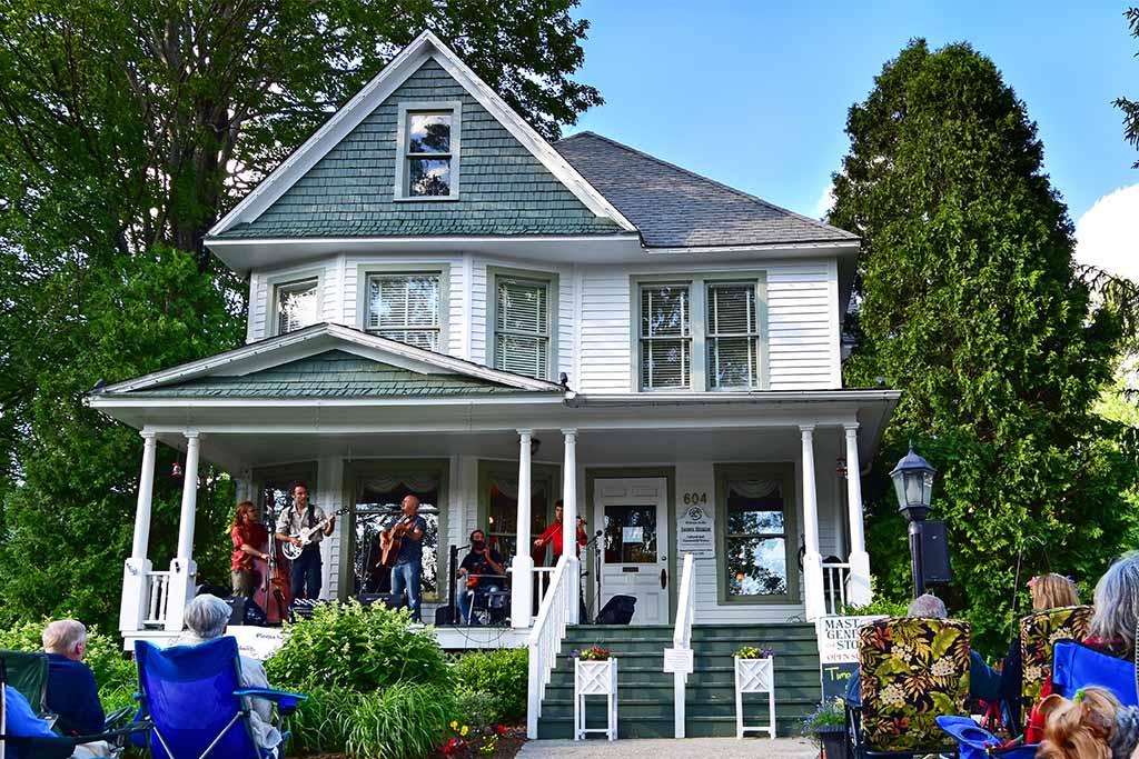 The Jones House in Boone