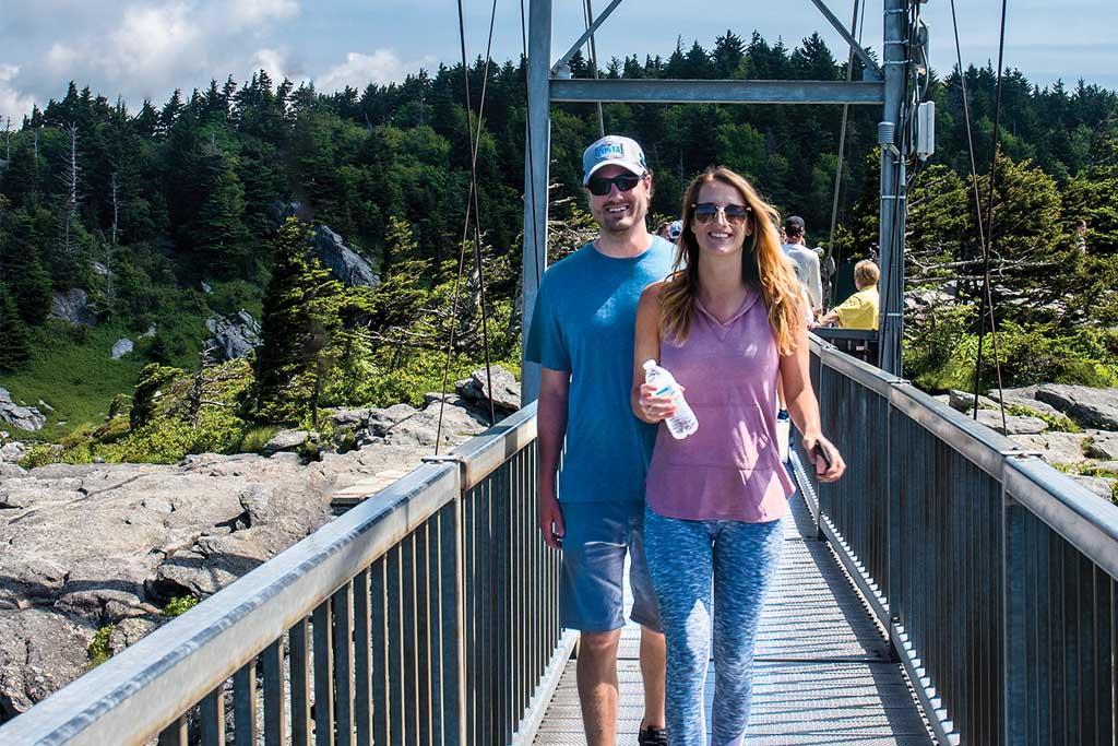 North Carolina wellness and eco vacations