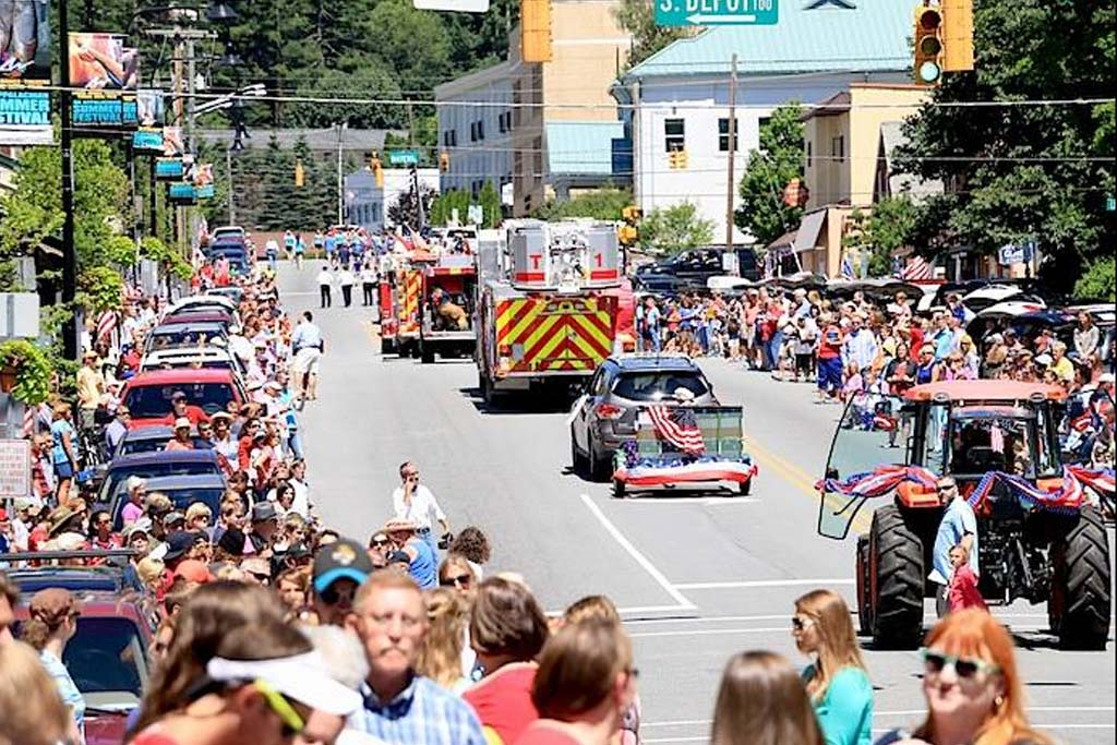Boone July 4 events