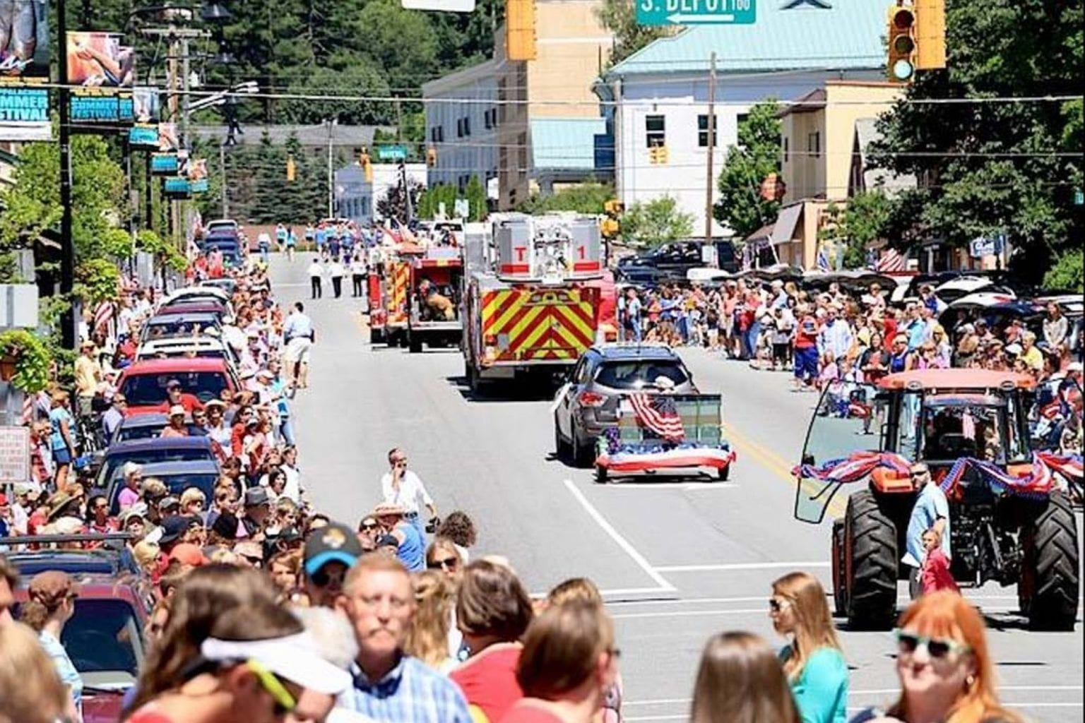 Banner Elk, Blowing Rock, Boone July events