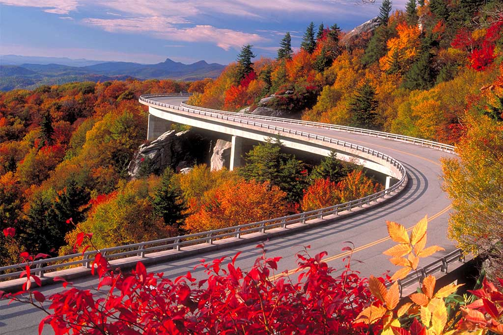 Where to View the Fall Colors in Boone, fall colors Boone