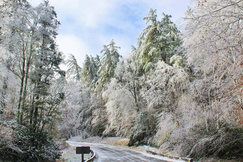 Blowing Rock winter events and activities