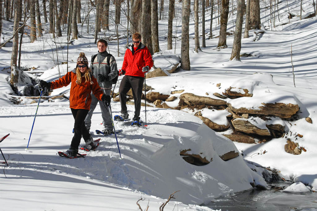 Boone winter events and activities