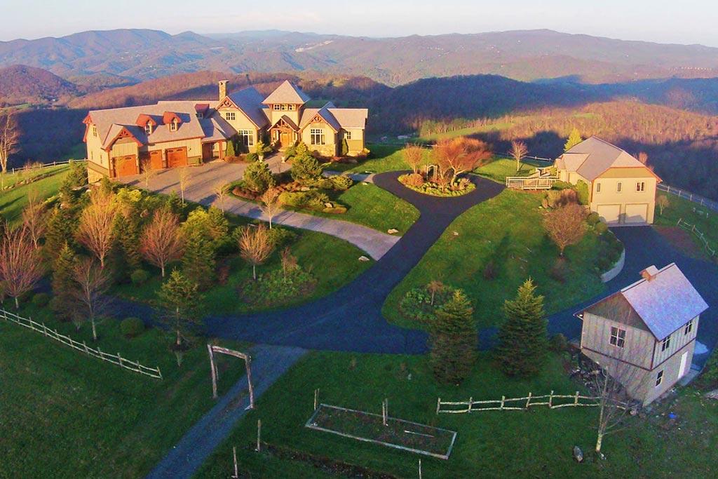 Exclamation Pointe, Banner Elk, Million Dollar Listing, High Country, North Carolina, Estate Sale