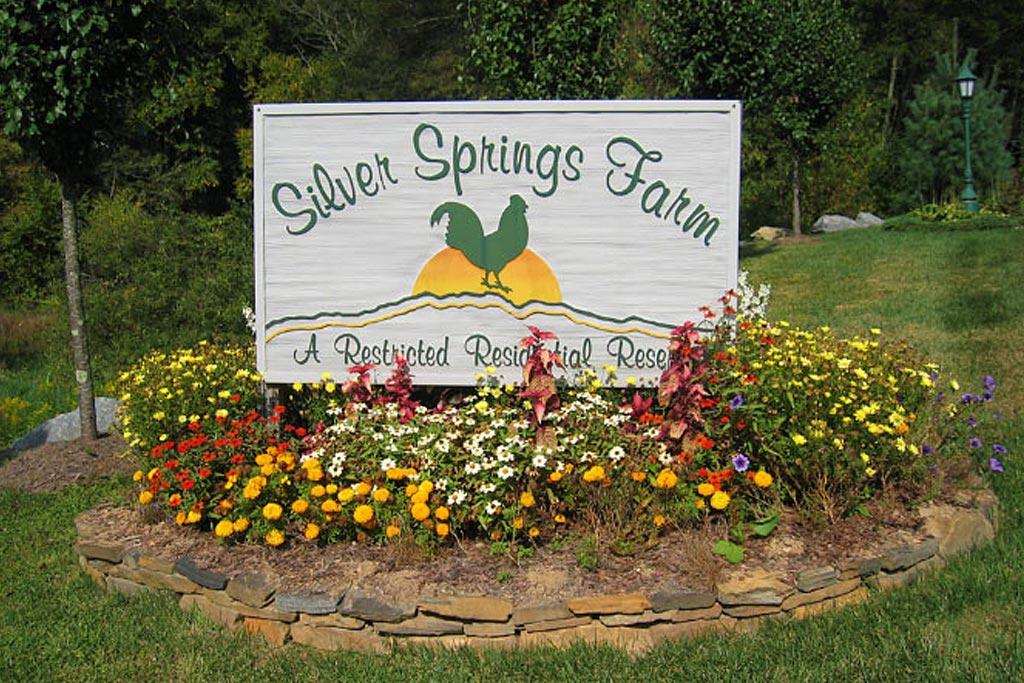 Silver Springs Farm Estates, Gated Community, New Construction, Lots for Sale, Estate Sale