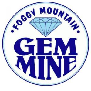 FOGGY MOUNTAIN GEM MINE LOGO 300x300