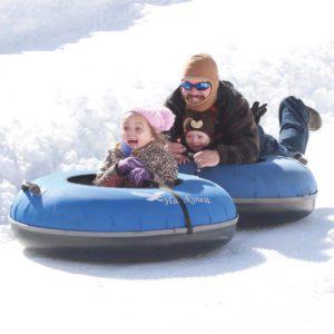 hawksnest family tubing park