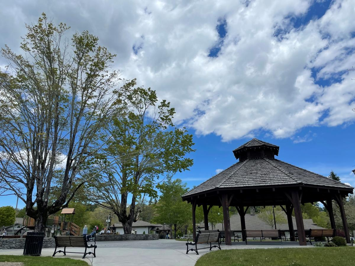 BLOWING ROCK CONCERTS IN THE PARK
