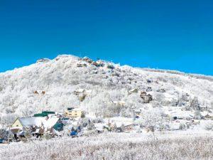 Beech Mountain winter